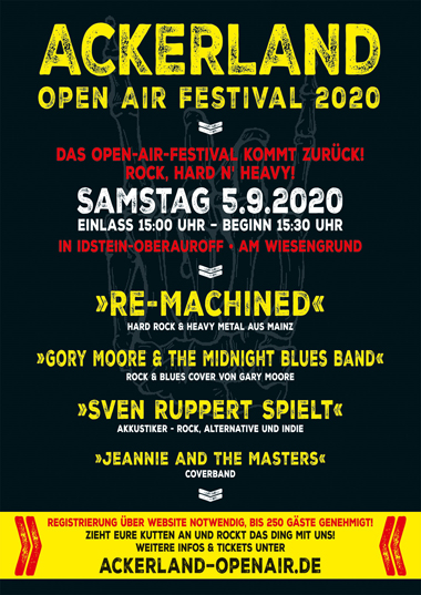 Ackerland Open Air 2020